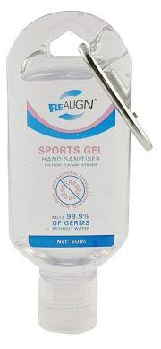 Sports Gel Hand Sanitiser 60ml